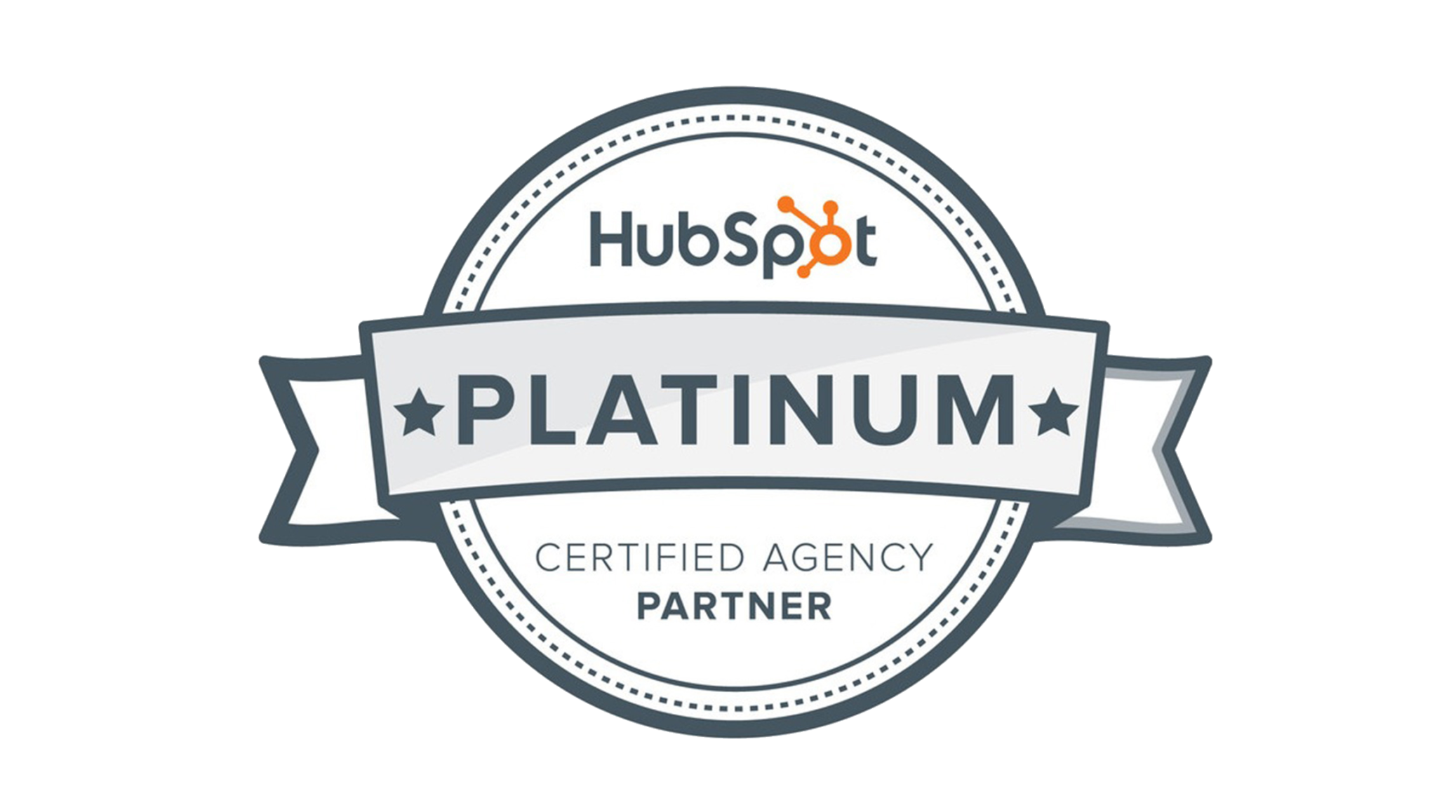 We're a HubSpot Platinum Partner Agency